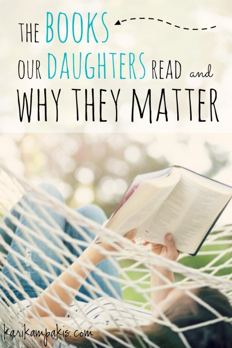 The Books Our Daughters Read and Why They Matter - FINAL